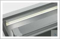 8Artículos como: LED-Lichtleiste, 1200 x 55 mm, komplett mit;Trafo und Befestigungssatz....